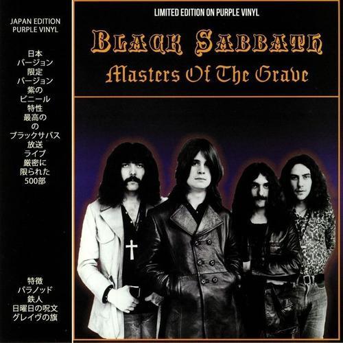 Black sabbath masters of the grave lp
