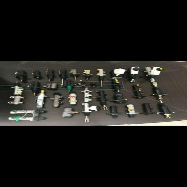 Bombas de freno y máster para maquinaria jcb / terex/ case/