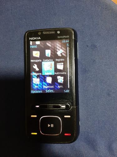 Celular Nokia 5610 Express Music