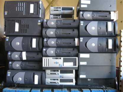 Compro CPUs malogrados en Lima