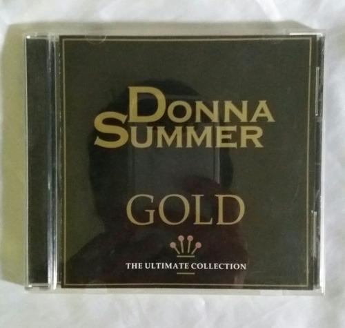 Donna summer gold cd original