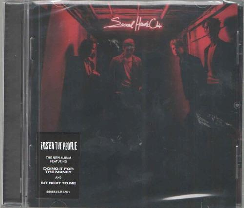 Foster The People Sacred Hearts Club Cd
