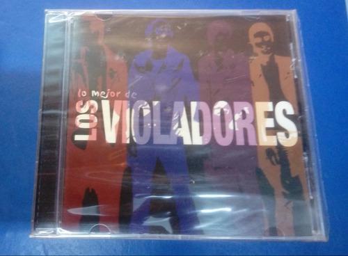Los violadores - lo mejor 2001 cd sellado ed argentina jcd