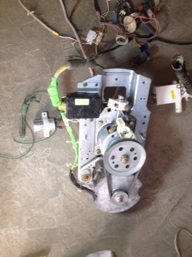 Motor, y sistema completo de lavadora samsung no lg 8kg