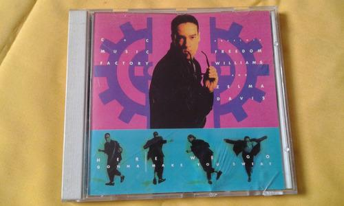 Music factory cd here we go maxi single made in japan