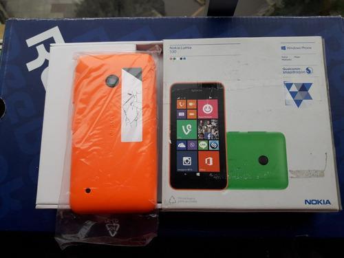 Nokia Lumia 530 Nuevo En Caja