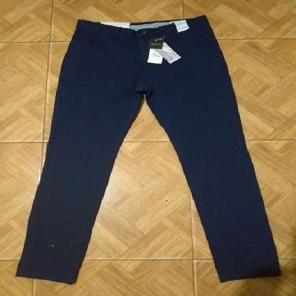 Pantalones Springfield, Tallas 32 y