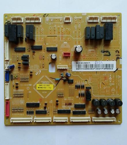 Tarjeta refrigeradora samsung rg263dbeaesl