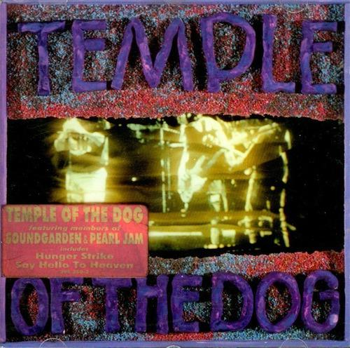 Temple of the dog - temple of the dog cd