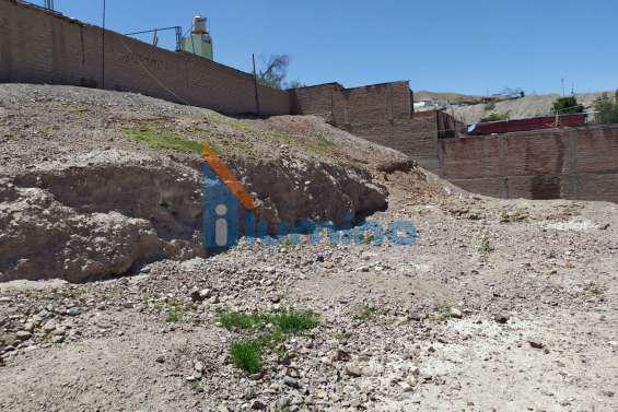 Terreno en cerrillos 2200m2 en Mariscal Nieto