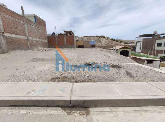 Terreno urbano sector santa rosa c-1