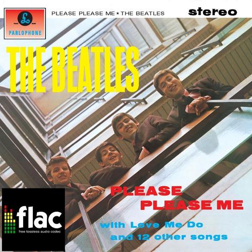 The beatles - please please me flac (calidad cd) original
