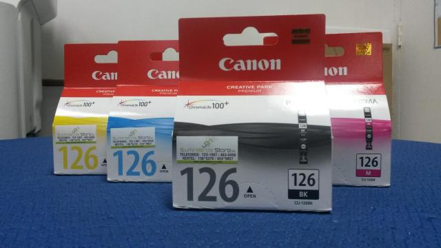 Tintas 126 canon chromalife nuevas reparto lima en Lima