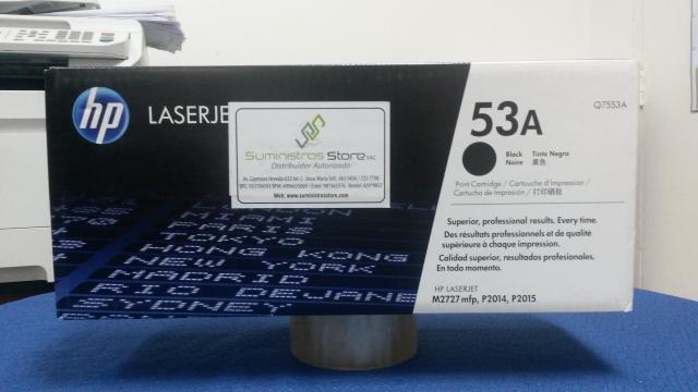 Toner Laserjet m2727 HP original envios todo Peru en Lima