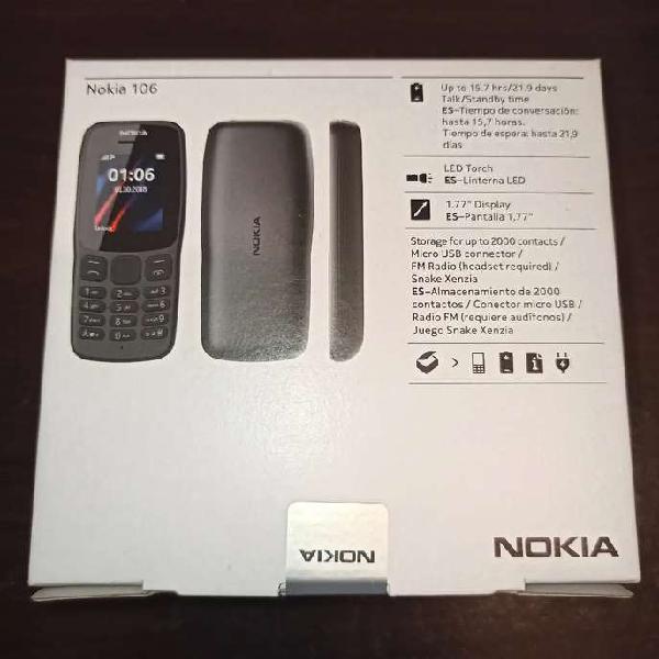 Vendo celular Básico Nokia