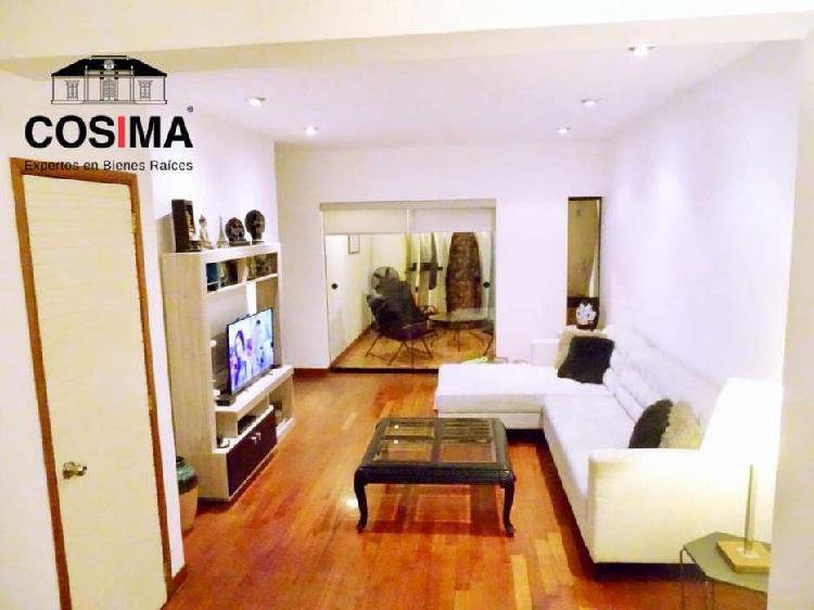 Venta de Apartamento en Surco, Jirón Las Gardenias,