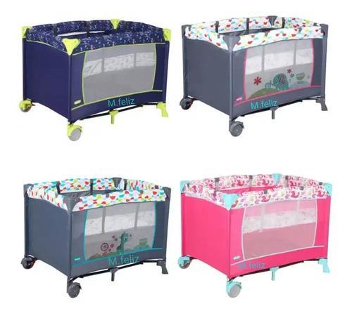 Cuna corral corralito para bebes happy dream babykits