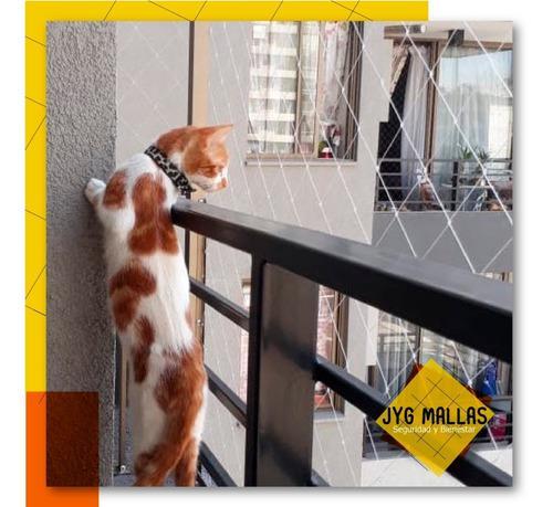 Mallas protectoras de seguridad para niños y mascotas