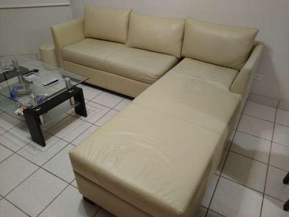 Remato mueble de sala seccional. modelo miami buen precio en