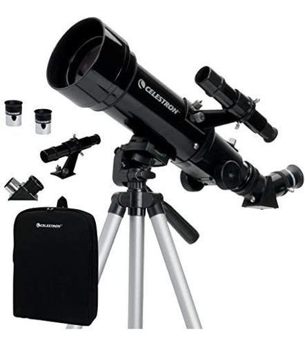 Telescopio 21035, 2,7 pulgadas de la marca celestron
