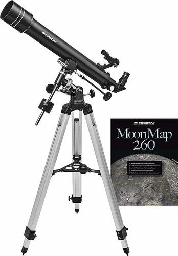 Telescopio refractor ecuatorial orion observer ii 70mm