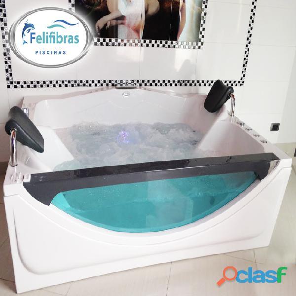 Bañeras de fibra de vidrio