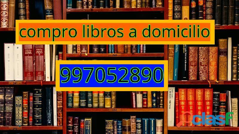 Compra y venta de libros
