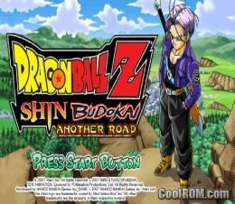 Dragon ball shinbudokai pará android psp