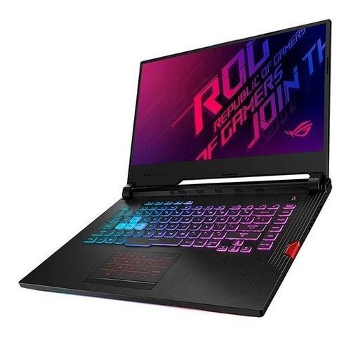 Laptop asus g531gu 15.6 i7-9750h 8gb 512gb m.2 gtx1660ti 6g