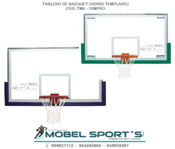 Tablero de basquet