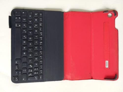 Estuche /teclado bluetooth logitech ultrathin keyboard folio
