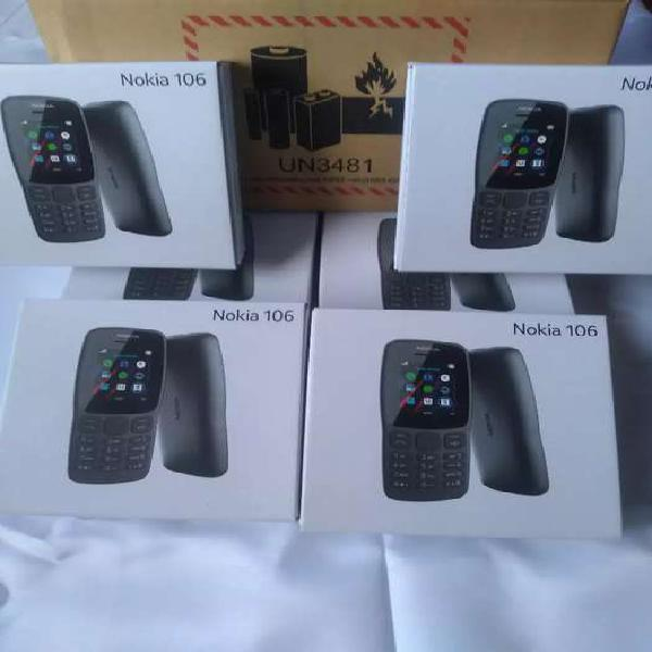 Nokia 106 (2019) básico