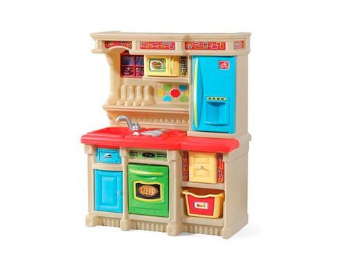 Step2 cocina de colores - lifestyle custom kitchen bright