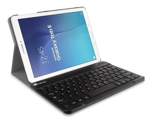 Teclado keyboard case fintie para galaxy tab e 9.6 t560