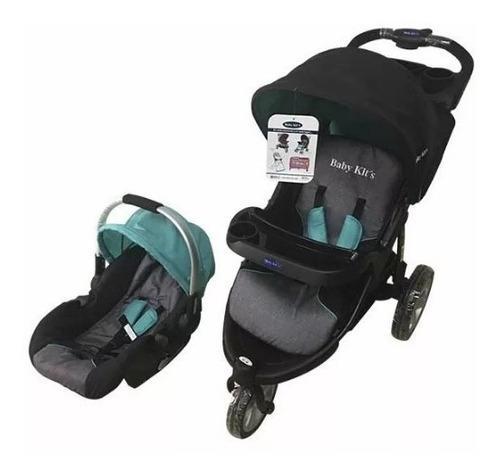 Coche cuna bebe travel system baby kits fox+porta bebe 2019