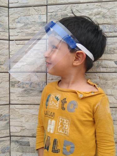 Protector facial para niños, protector para los pequeños