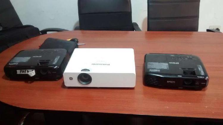 Servicio técnico de proyectores multimedia epson sony