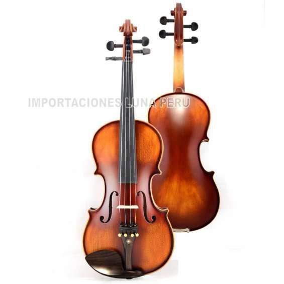 Violin diseño aleman precio 750 en lima