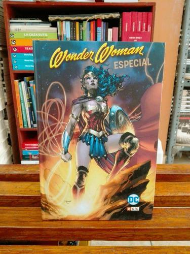 Wonder woman. especial / autores varios / ecc