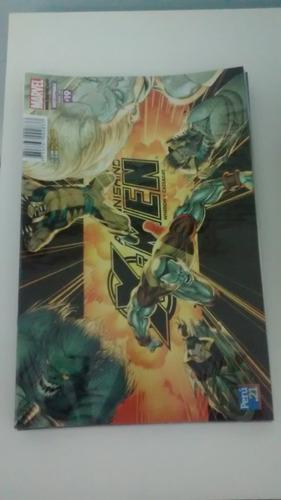 X men astonishing unstoppable comics peru 21