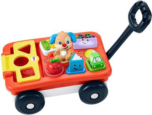 Fisher price vagon de aprendizaje estimulacion bebes 6 -36m