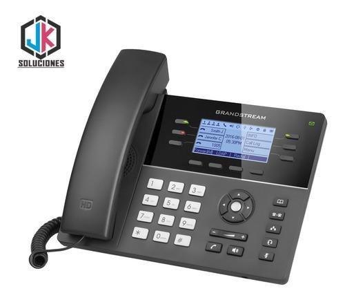 Telefonia ip 6 lineas wireless | grandstream | gs-gxp1760w