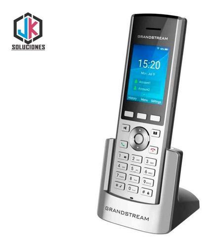 Telefono ip wifi portátil empresaria| grandstream |