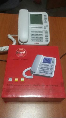 Vendo 18 teléfonos fijos nuevos con cajas modelo itc - g009