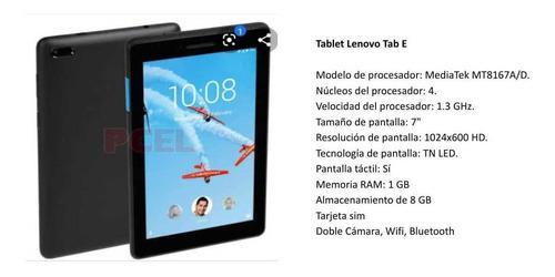 Tablet celular lenovo 7
