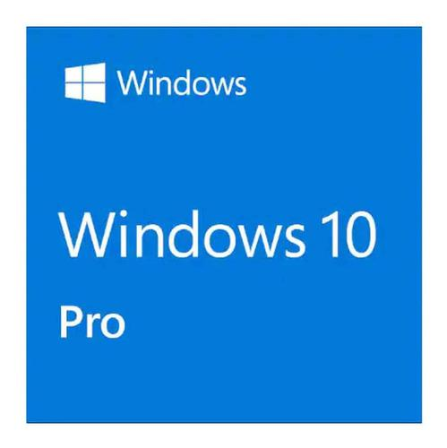 Windows 10 pro, licencia permanente. entrega inmediata