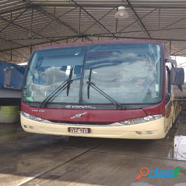 Buses volvo b430r en excelente condicion