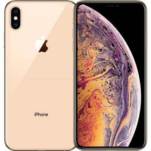Apple iphone xs max 64gb gold nuevo sellado tiendas