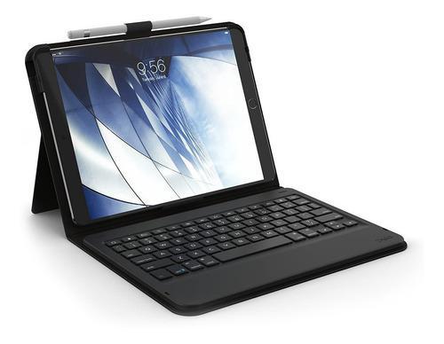 Keyboard zagg, teclado bluetooth para ipad pro 10.5 7 th