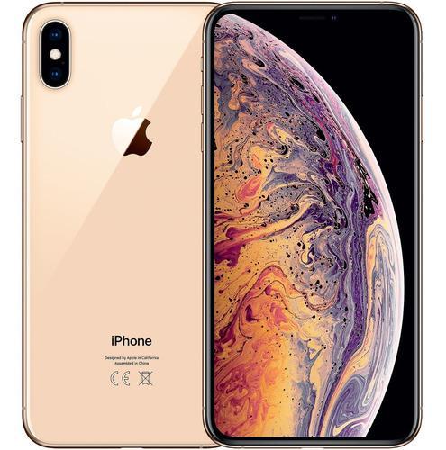 Iphone xs max 64gb libre / usado / garantía / tienda